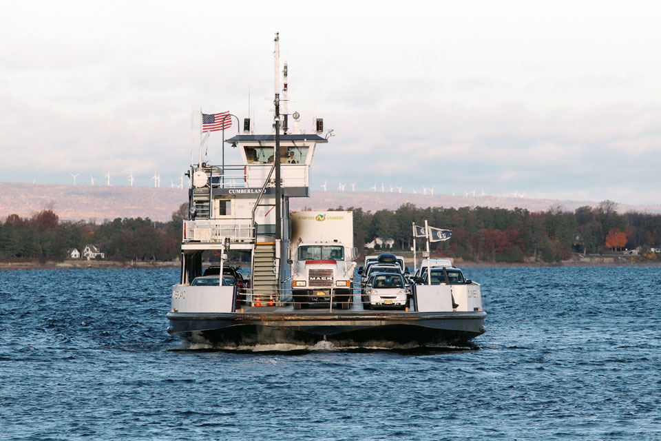 Current Ferry Schedule