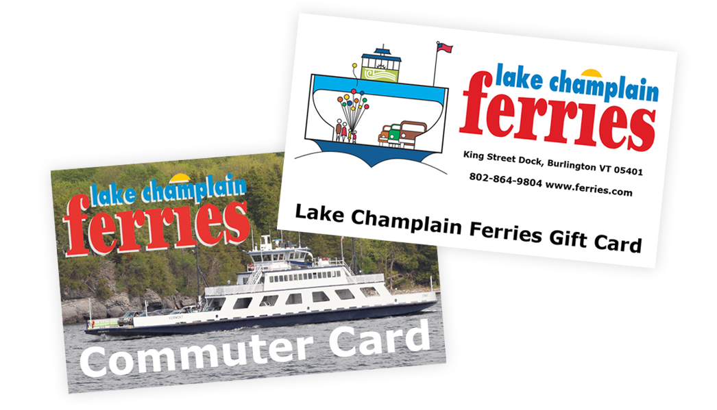 Commuter Cards / Gift Cards